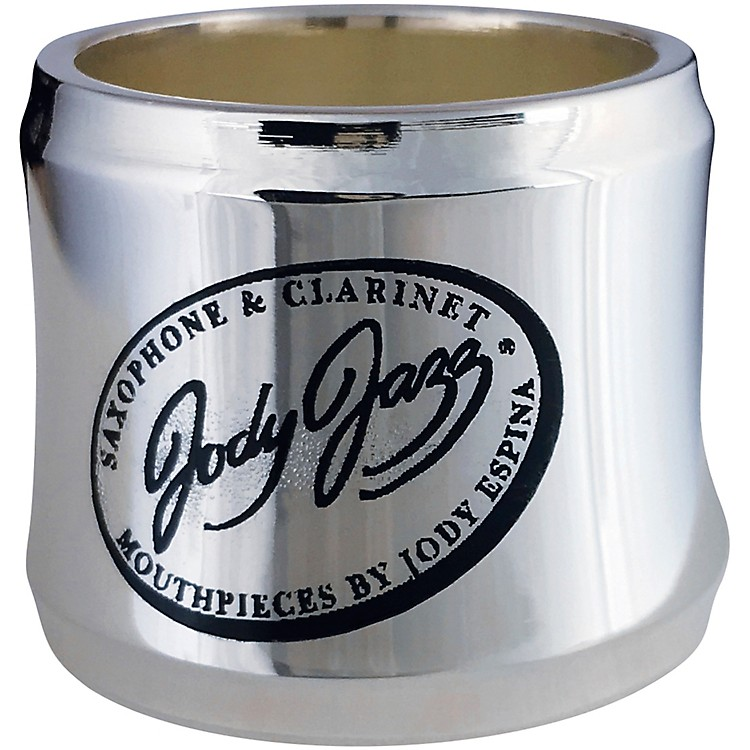 JodyJazz POWER RING Ligature MS1S Silver