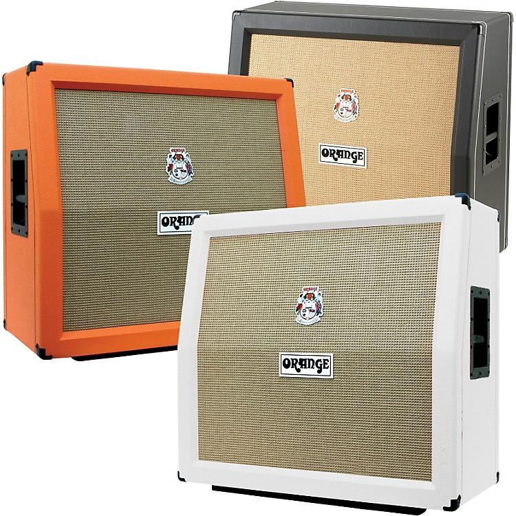 Orange AmplifiersPPC Series PPC412-A 240W 4x12 Guitar Speaker CabinetOrangeSlant