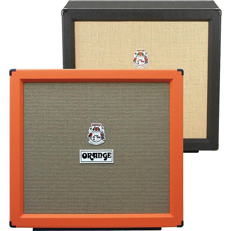 Orange AmplifiersPPC Series PPC412-C 240W 4x12 Guitar Speaker CabinetBlackStraight