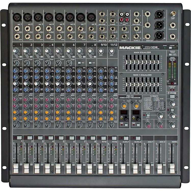 MackiePPM1012 12-Channel 1600W Powered Mixer