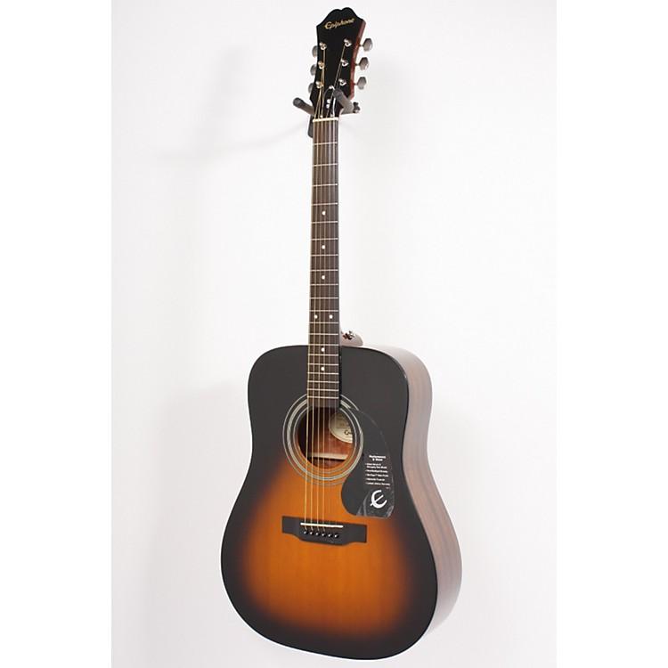 EpiphonePR-150 Acoustic Guitar Value PackVintage Sunburst886830600272