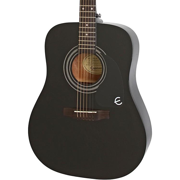 EpiphonePRO-1 Acoustic GuitarEbony