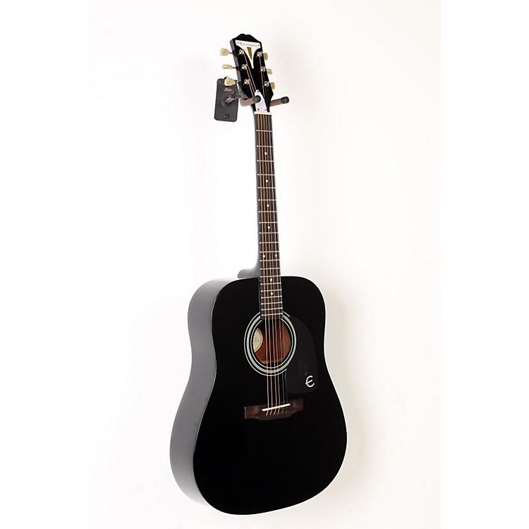 EpiphonePRO-1 Acoustic GuitarEbony888365917795