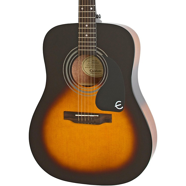 EpiphonePRO-1 Acoustic GuitarVintage Sunburst