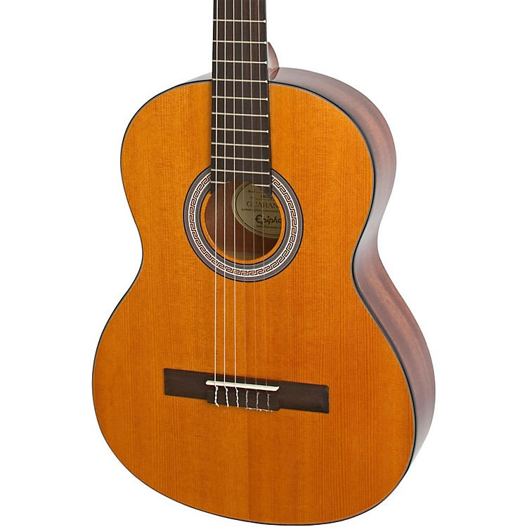 Epiphone PRO-1 Classical Acoustic Guitar Antique Natural