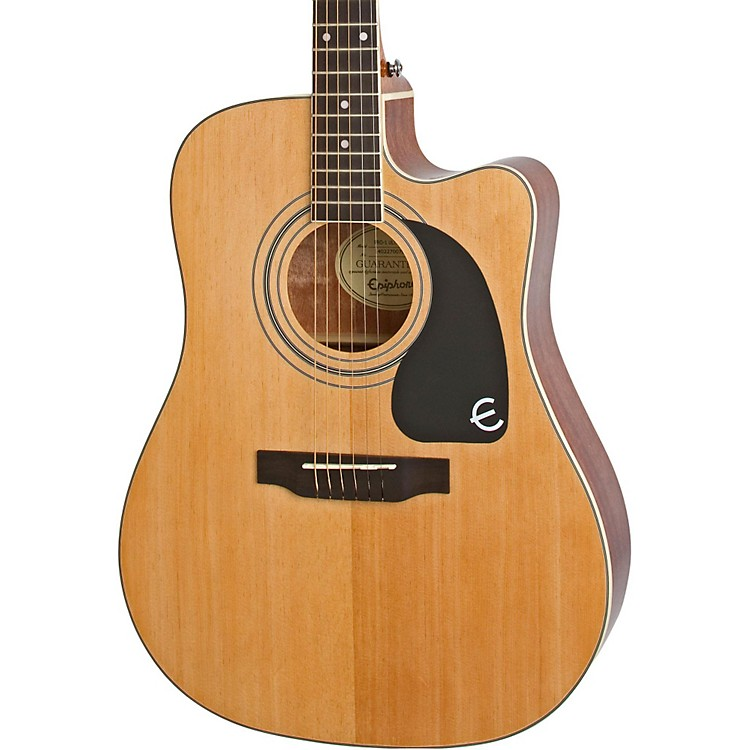 Epiphone PRO-1 ULTRA Acoustic-Electric Guitar Natural