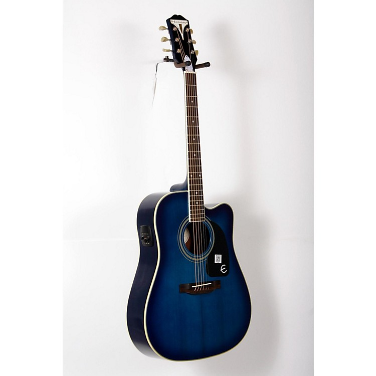 EpiphonePRO-1 ULTRA Acoustic-Electric GuitarTransparent Blue888365848471