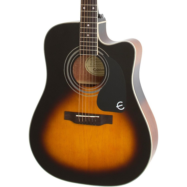 Epiphone PRO-1 ULTRA Acoustic-Electric Guitar Vintage Sunburst