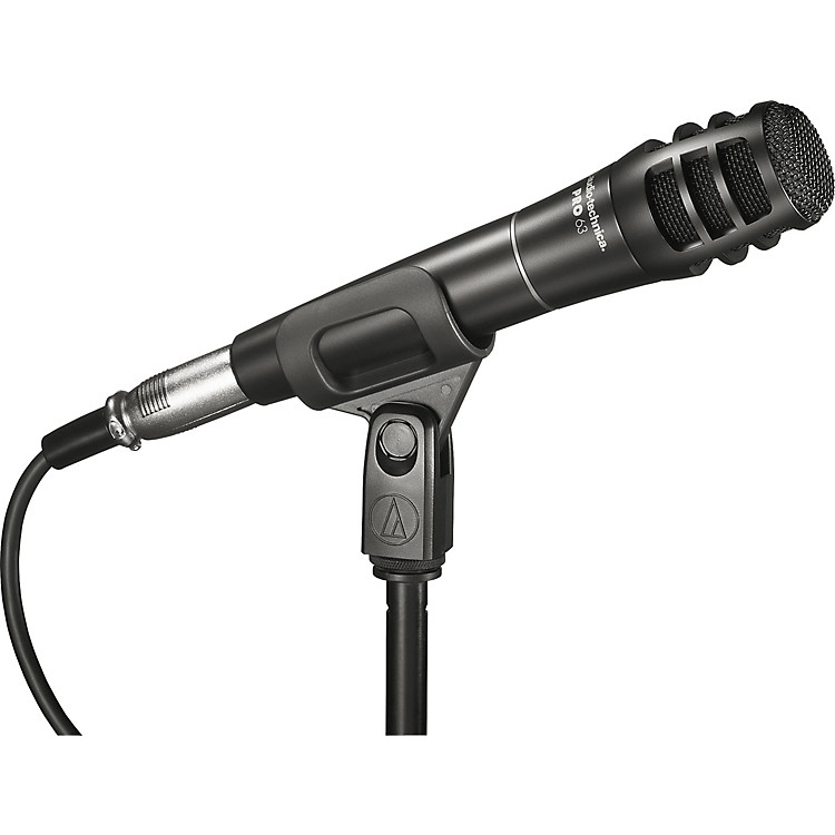 Audio-TechnicaPRO 63 Cardioid Dynamic Instrument Microphone