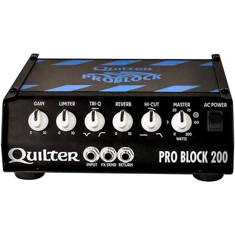 Quilter LabsPRO BLOCK 200-HEAD ProBlock 200 200W Guitar Amp Head