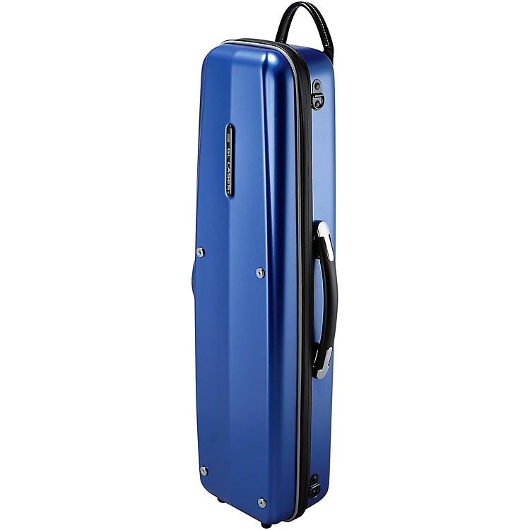 GL CasesPRO Soprano Saxophone Blue ABS Case
