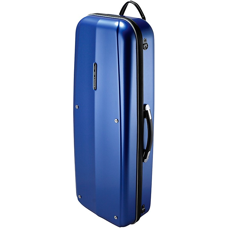 GL CasesPRO Tenor Saxophone Blue ABS Case