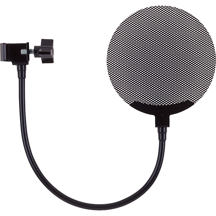 Royer PS-101 Metal Pop Filter Black