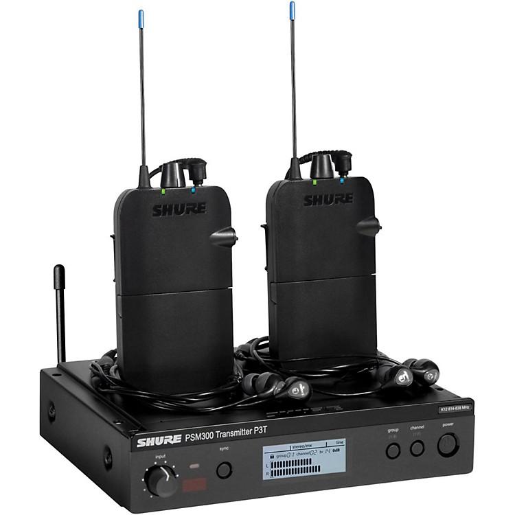 ShurePSM 300 Twin PackBand G20