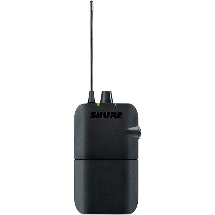ShurePSM 300 Wireless Bodypack Receiver P3RBand K12