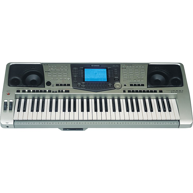 How To Open A Yamaha Psr Keyboard