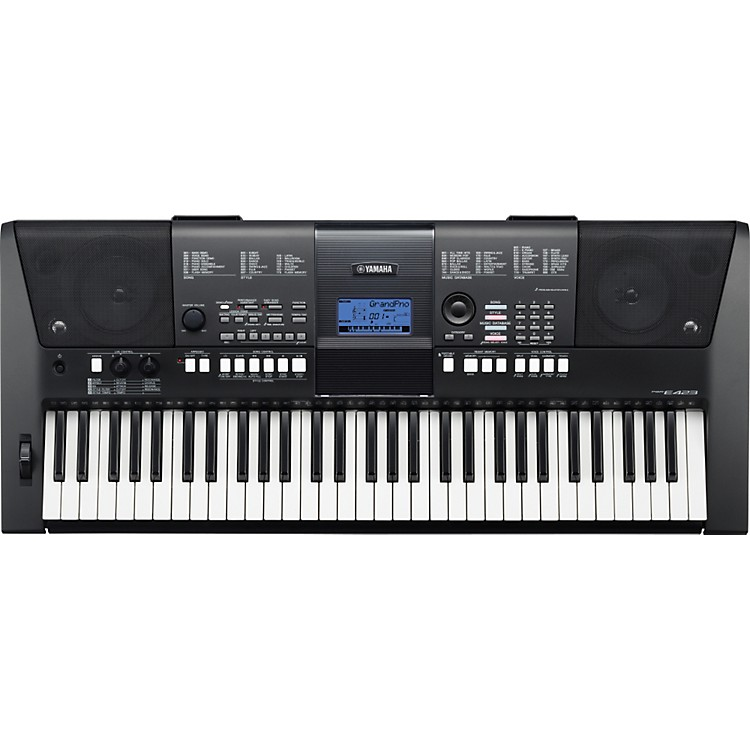 Yamaha PSR E-423 61-Key Portable Keyboard