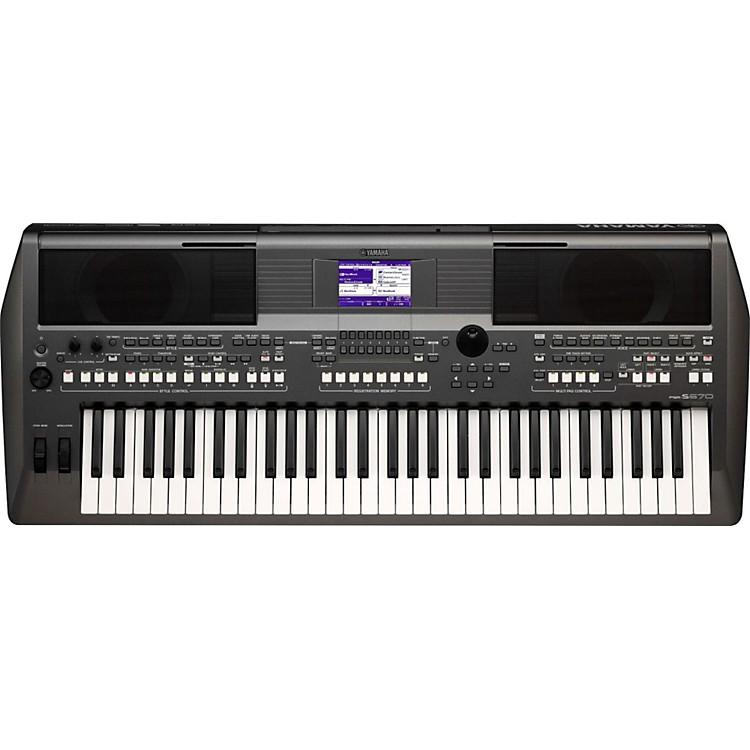 YamahaPSR-S670 61-Key Arranger Workstation888365910352