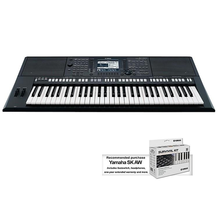 YamahaPSR-S750 61-Key Arranger Keyboard