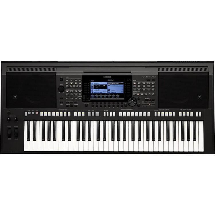 YamahaPSR-S770 61-Key Arranger Workstation888365825175