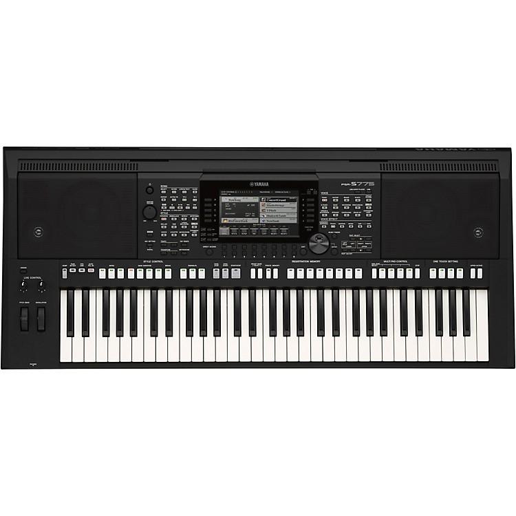 YamahaPSR-S775 61-Key Portable Arranger Keyboard