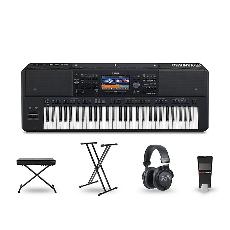 YamahaPSR-SX700 Keyboard Essentials PackageEssentials Package