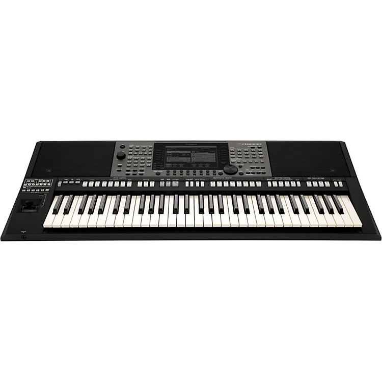 Yamaha PSRA3000 61-Key Arranger Keyboard Black