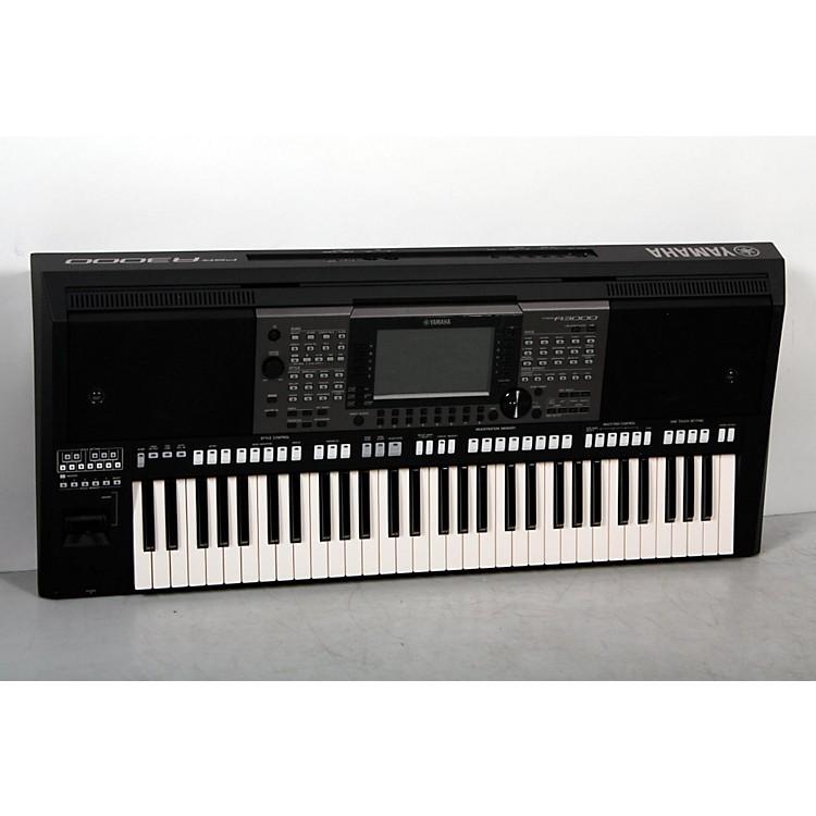 YamahaPSRA3000 61-Key Arranger KeyboardBlack888365910376