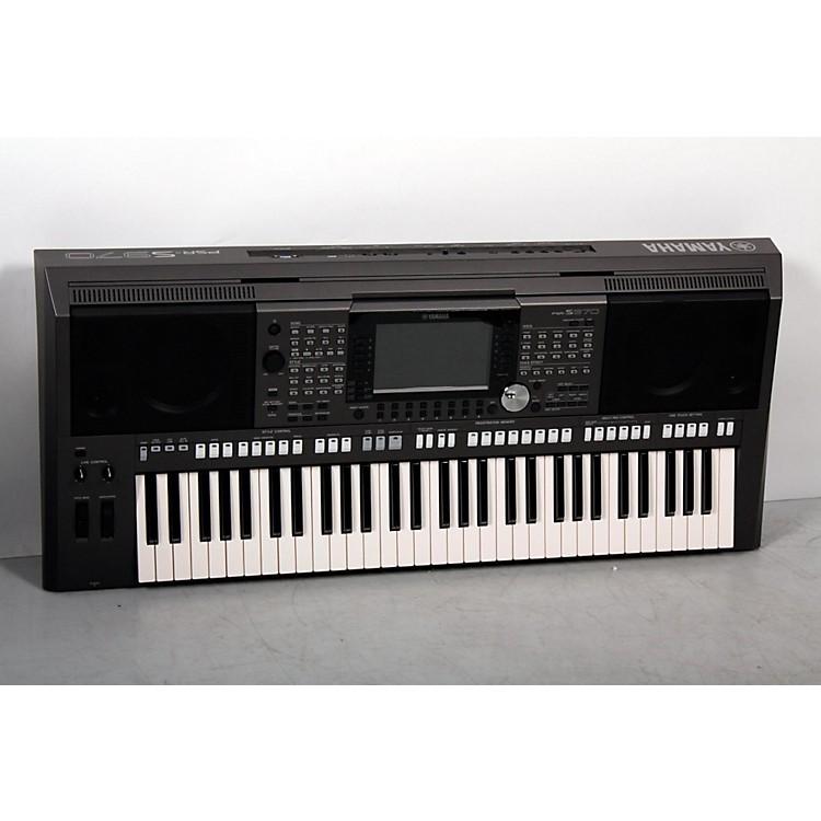 YamahaPSRS970 61 Key Arranger Workstation888365910406