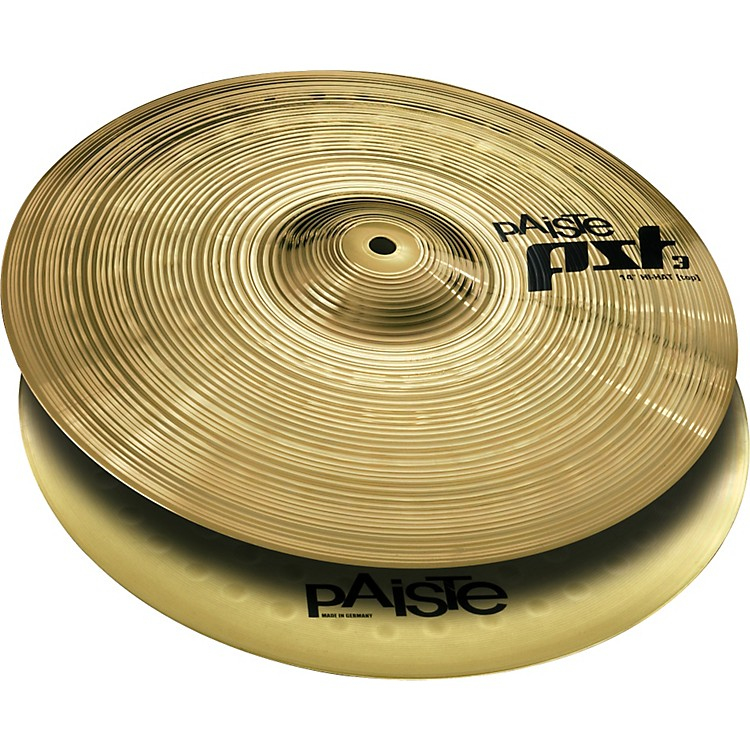 Paiste PST 3 Hi-Hats 14 in. 888365801834