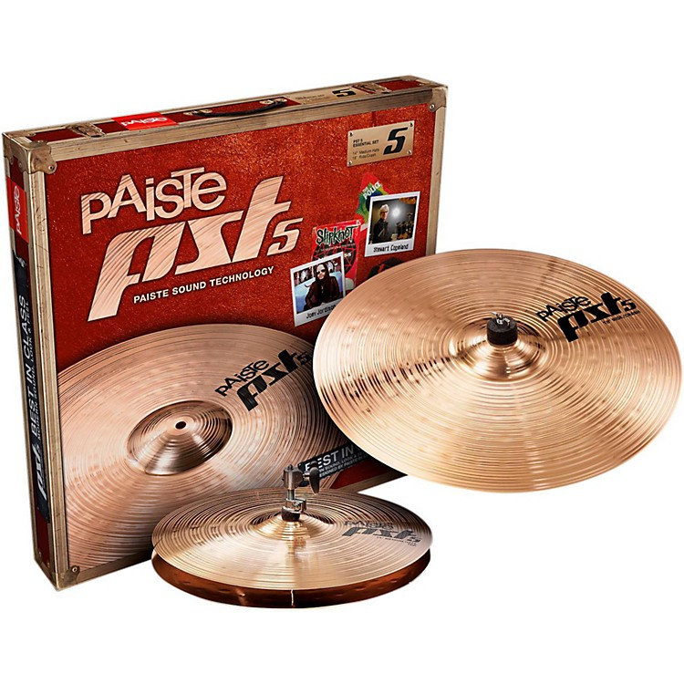 Paiste PST 5 Essential Set 14/18 in.