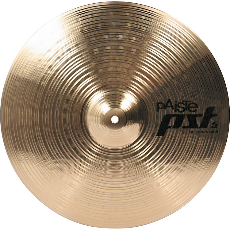 Paiste PST 5 Thin Crash  886830691546