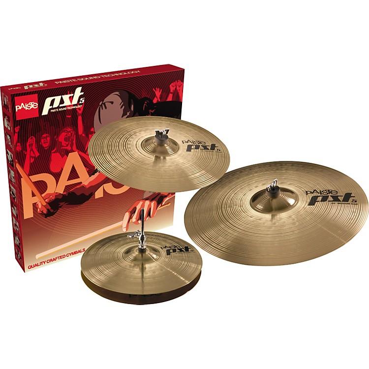 PaistePST 5 Universal Cymbal Set 14/16/20
