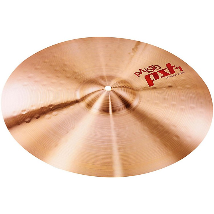 Paiste PST 7 Heavy Crash 18 in.