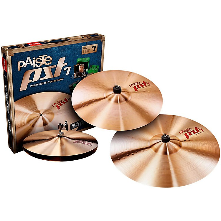 Paiste PST 7 Heavy Rock Set 14, 16 and 20 in.