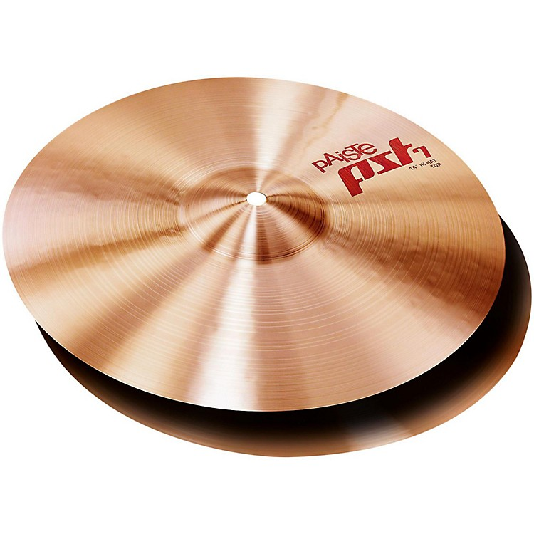 Paiste PST 7 Hi-Hat Pair 14 in.