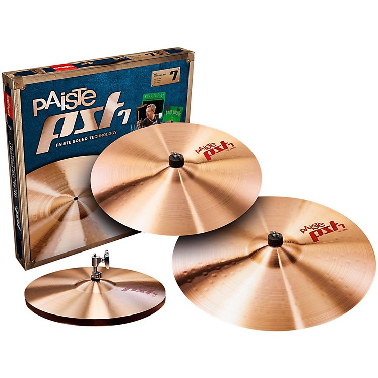 Paiste PST 7 Medium/Universal Set 14, 16 and 20 in.