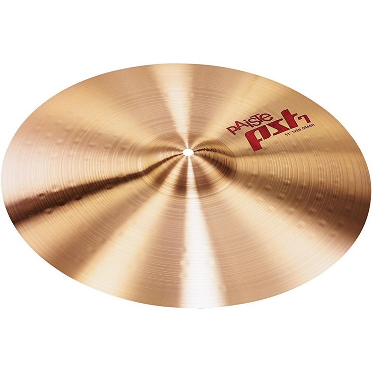 Paiste PST 7 Thin Crash 17 in.