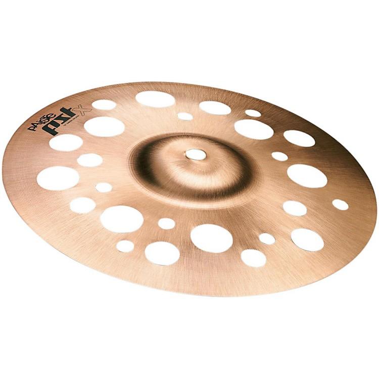PaistePST X Swiss Splash Cymbal10 Inch