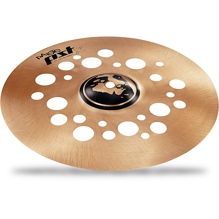 Paiste PSTX DJs 45 Crash Cymbal 12 in.