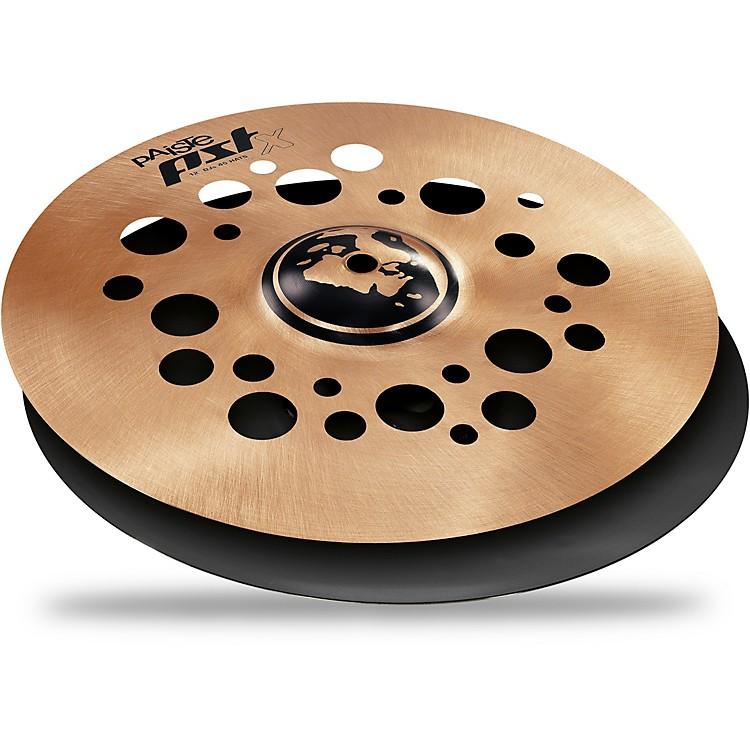 PaistePSTX DJs 45 Hi-Hat Cymbal12 in.Pair