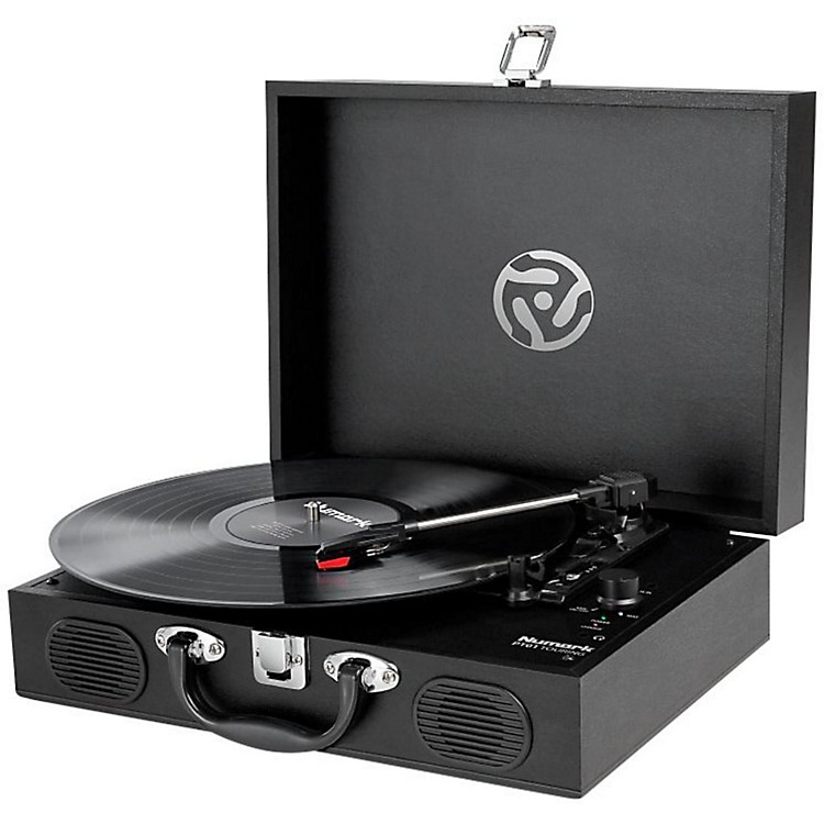 Numark PT-01 Touring Record Player  888365893310