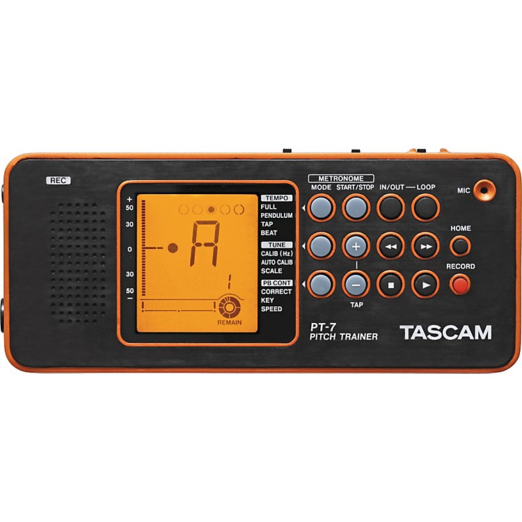 Tascam PT-7 Pitch Trainer for Wind and String Instruments