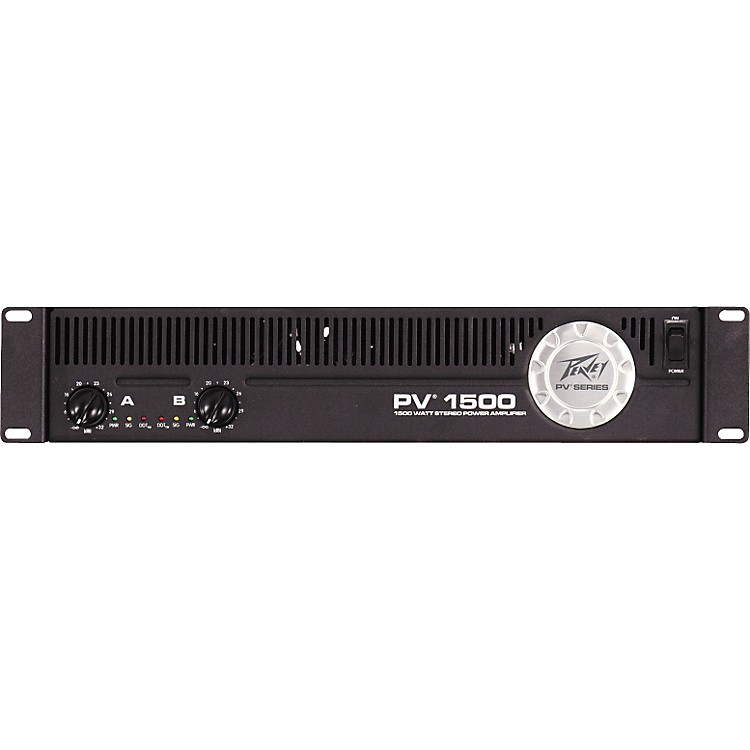 PeaveyPV 1500 Power Amp