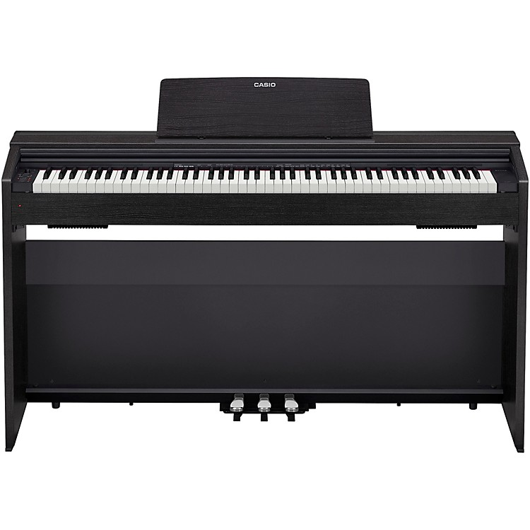 Casio PX-870 Digital Console Piano Black