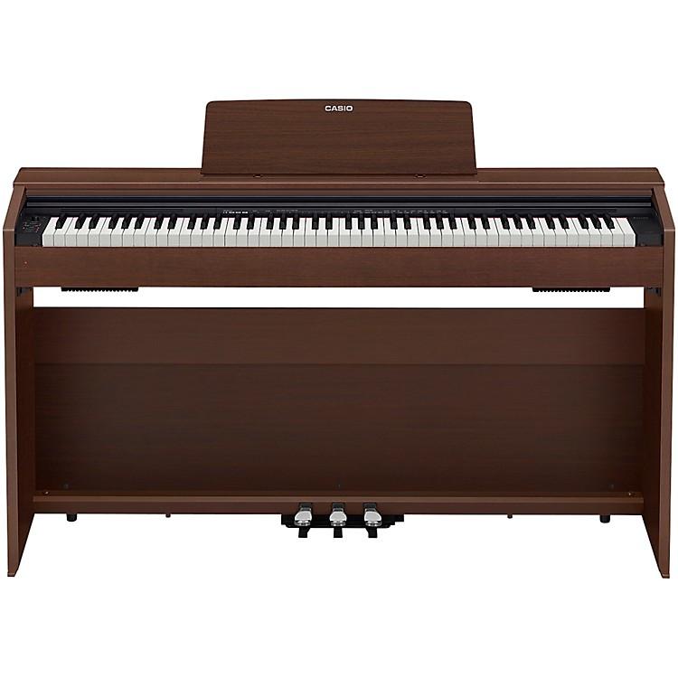 CasioPX-870 Digital Console PianoDark Brown