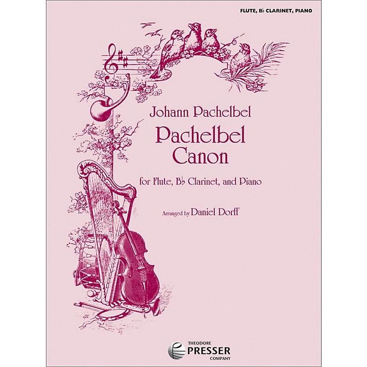 Carl FischerPachelbel Canon - Flute/Bb Clarinet/Piano