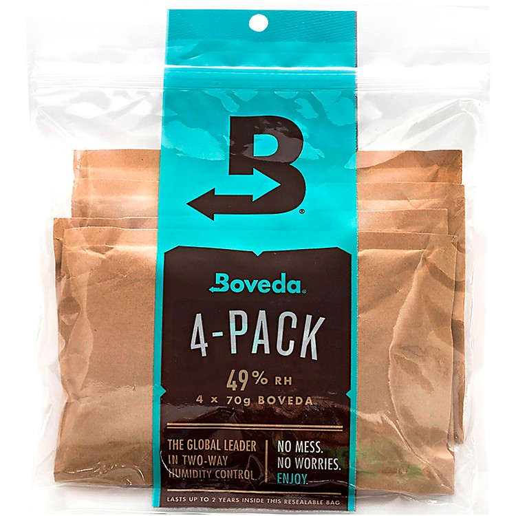 BovedaPackets 4-Pack