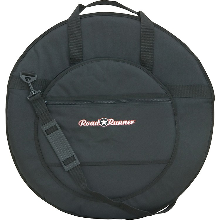 Road RunnerPadded Cymbal BagBlack