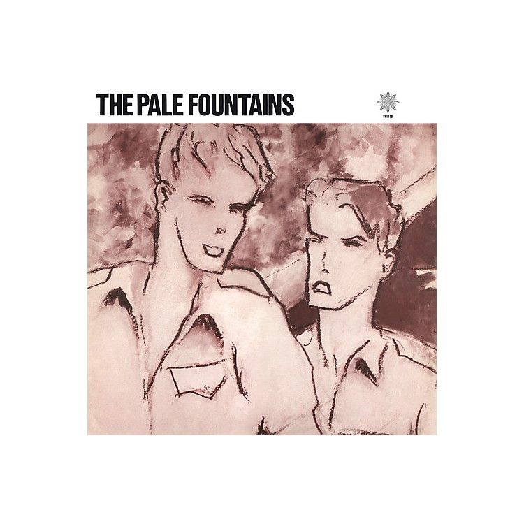 AlliancePale Fountains - Something on My Mind